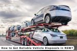 Vehicle Disposals in NSW